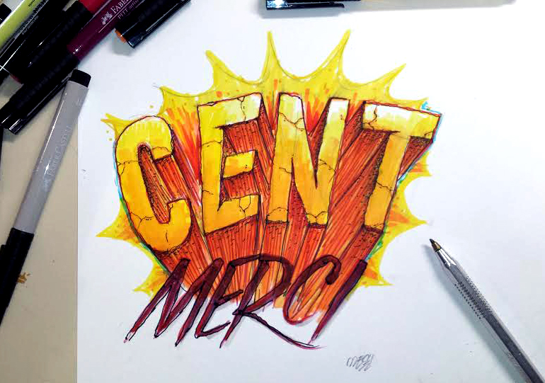 Cent: merci