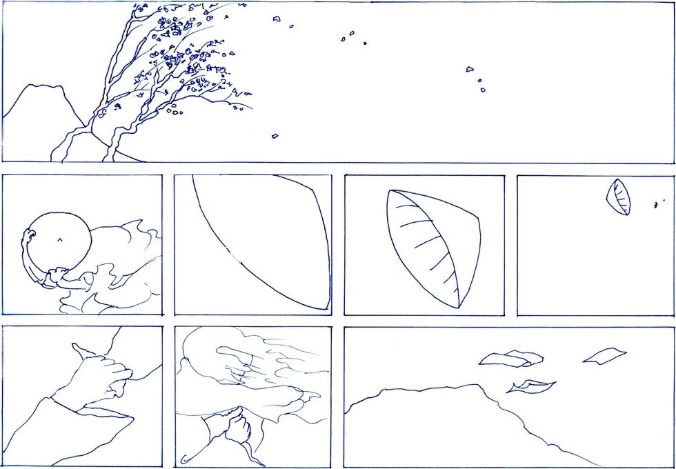 Hokusai Amandine 036 Atelier 54