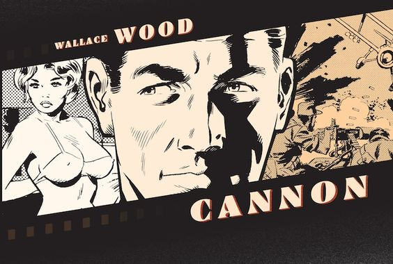 """""""Cannon"""" by Wallace """"Wally"""" WOOD"""