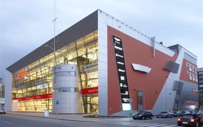 Naše realizace OD Sykora Praha se umístila v žebříčku Stavba roku