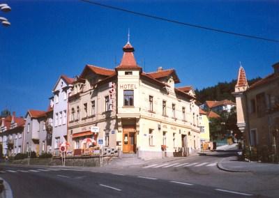 Hotel Havlíček Luhačovice