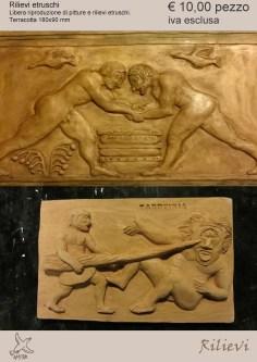 Rilievi etruschi