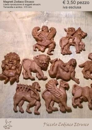 Piccolo Zodiaco Etrusco