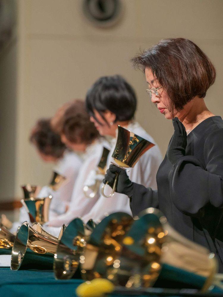 Bell Quartette Artika 演奏写真