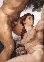fresco from the Sistine Chapel