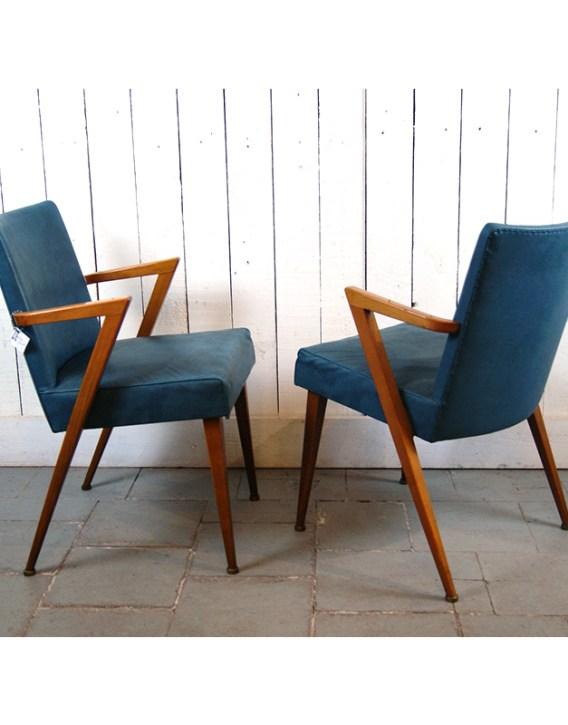 paire-fauteuils-50s