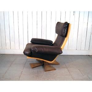 fauteuil-tournant-cuit-brun-1