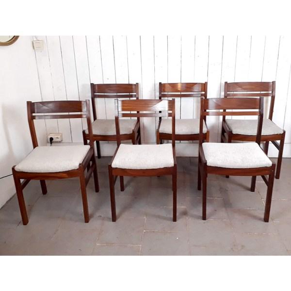 6-chaises-teack-tissu-clair-chiné-5