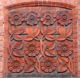 Warwick, stone carving