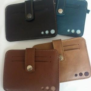 portefeuille 3 en 1 cuir Atelier C