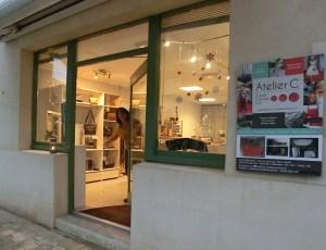 atelier boutique Brouage