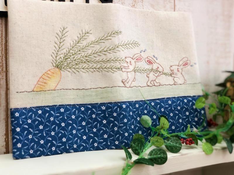 shiho*さんの人気の刺繍作品納品されました♪