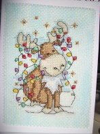 Twinkly reindeer