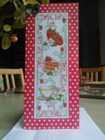 'Strawberry Tea' cover kit