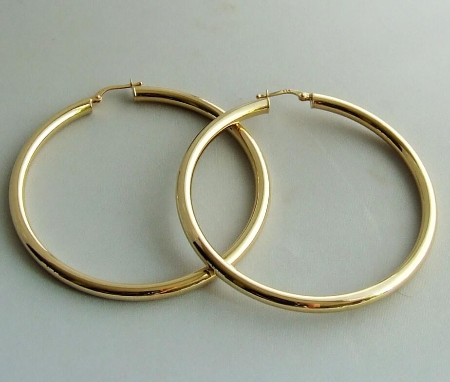 Gouden creolen kopen Mooiste gouden creolen  Juwelier