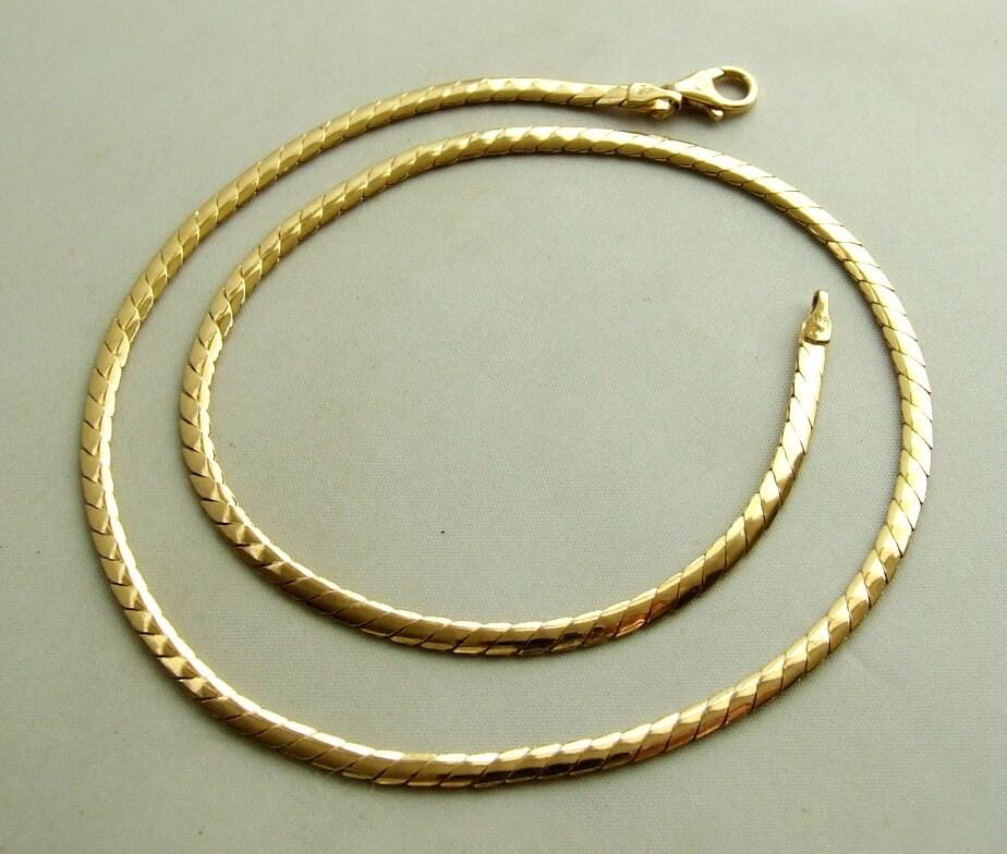 Gouden collier 42 cm kopen De mooiste sieraden  Juwelier