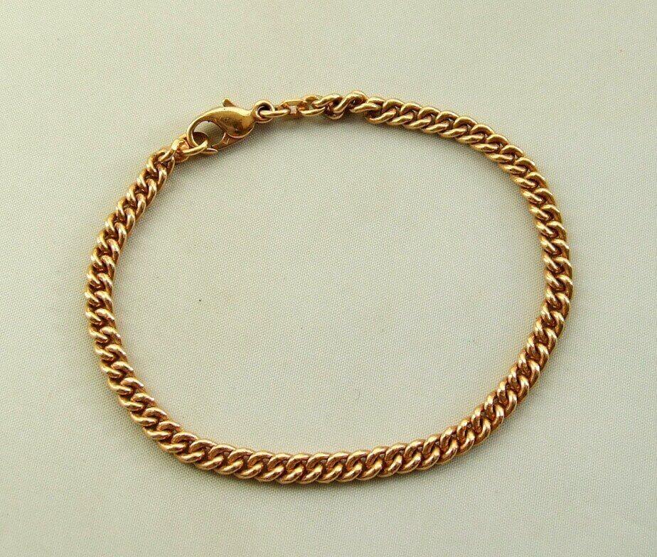 14 karaat ros gouden armband kopen Ros armband