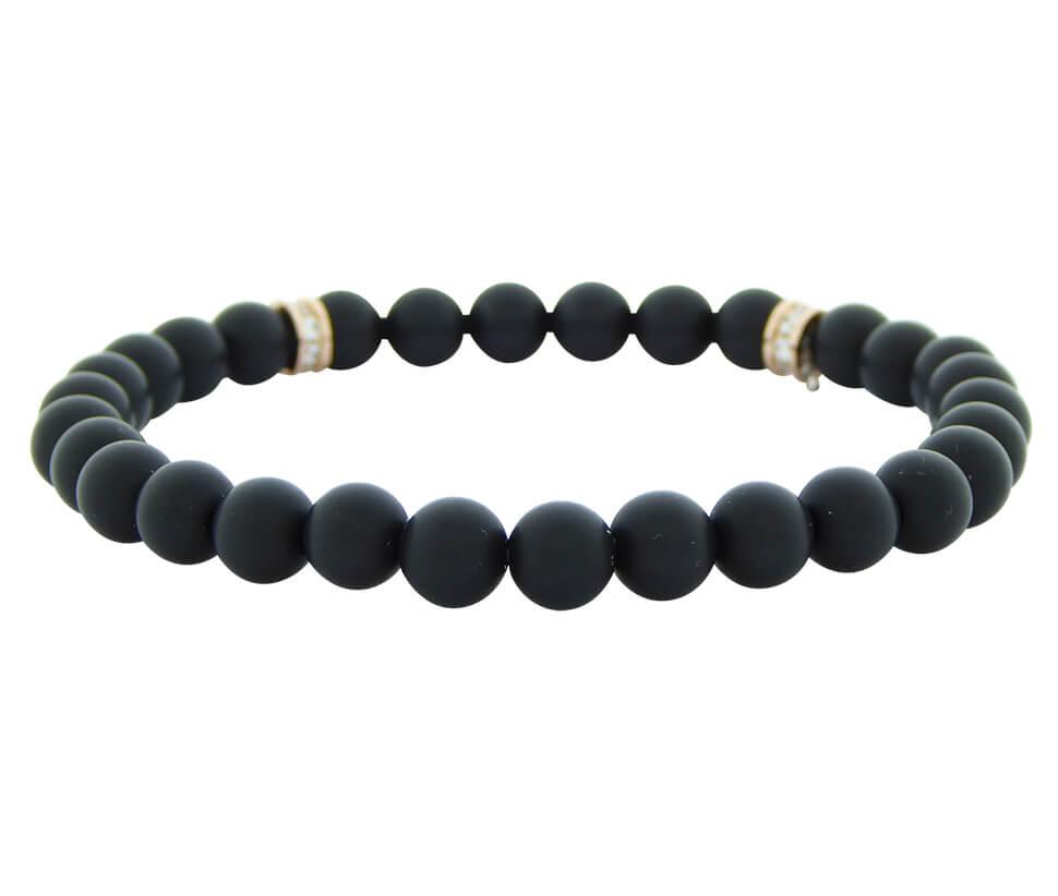 Christian Hematite Beads Bracelet kopen Christian armband