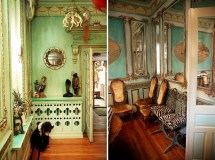 Habitat Living Spaces In Shades Of Caramel Mint