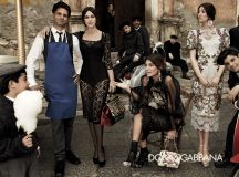 THE RED PANDA PURVEYOR: Dolce and Gabbana Fall 2013 ...