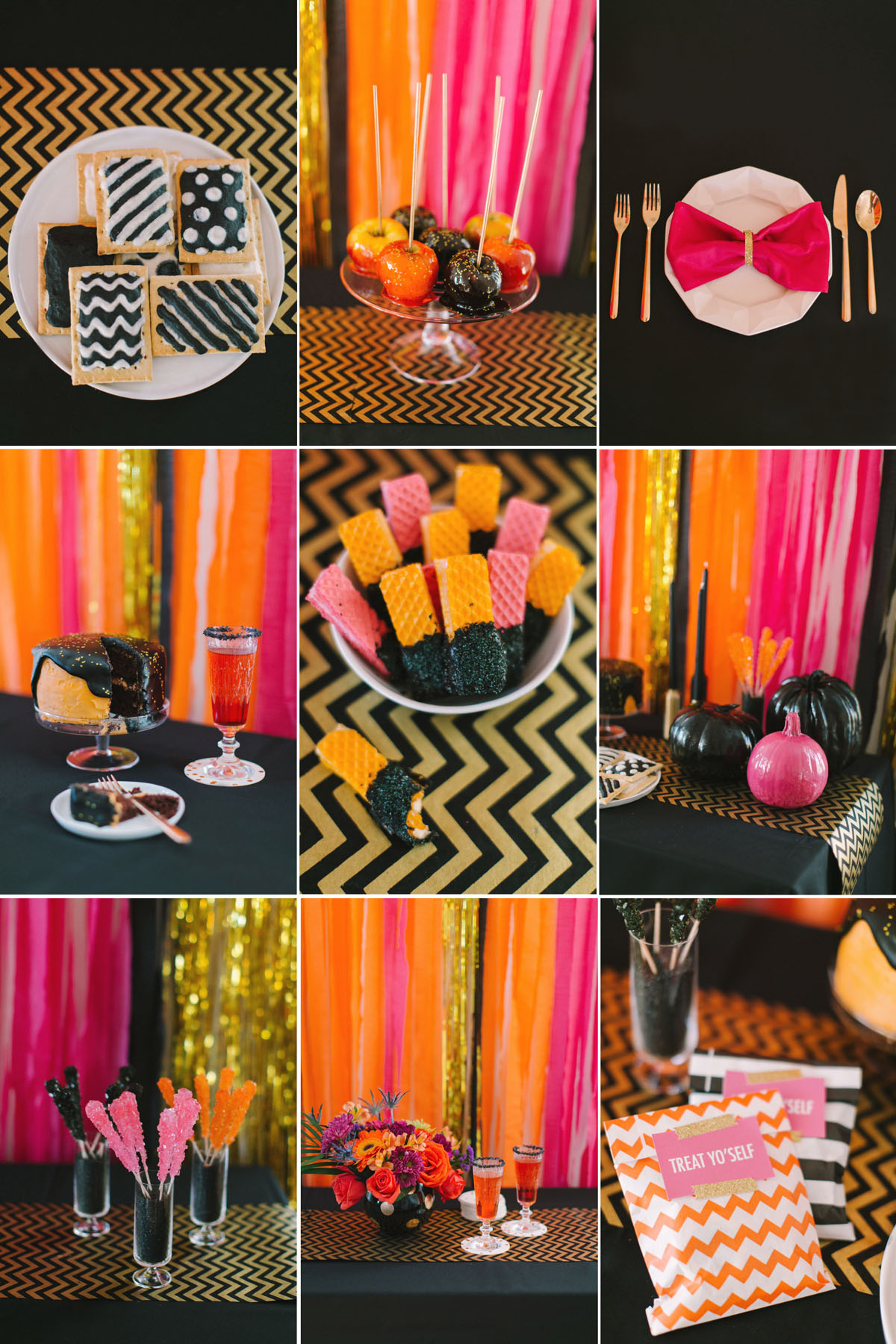Themed Parties Atelier Christine