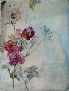 """""""Floral aquarela"""""""