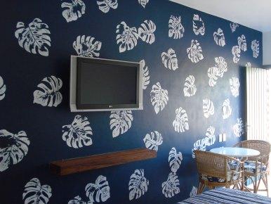 Hotel do Frade - quarto azul - Arq. Sig Bergamin