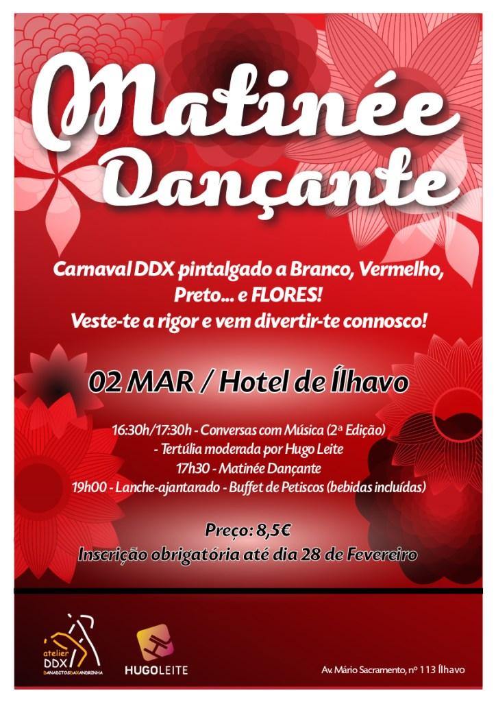 Matinée Dançante Carnaval Atelier DDX