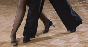Novas danças novas aulas