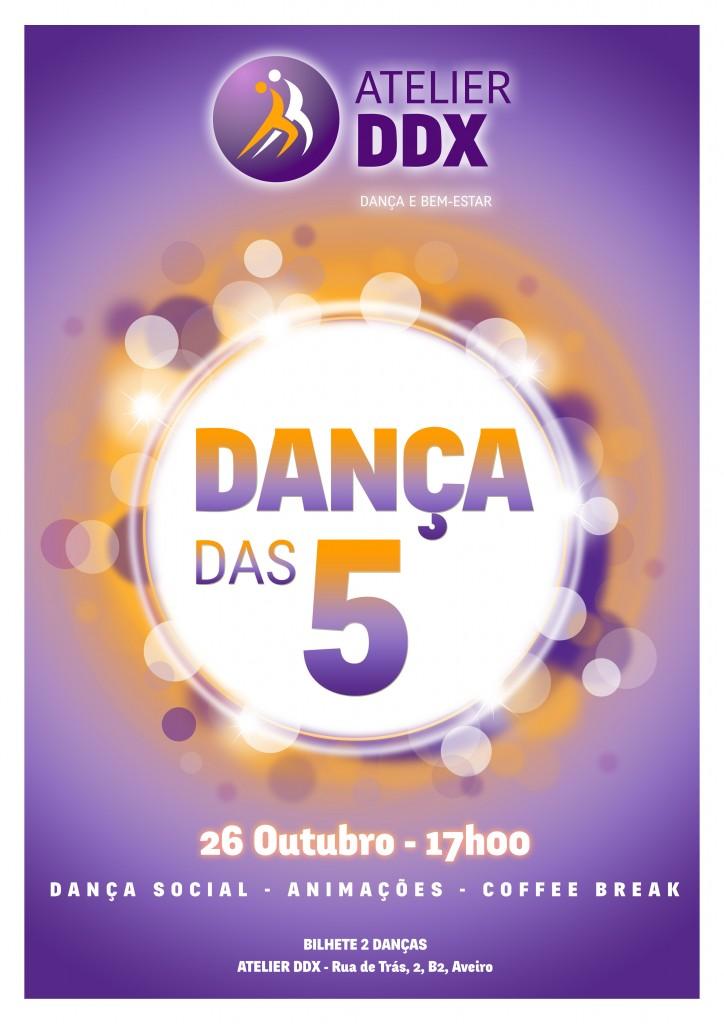 Danças Das 5