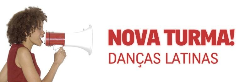 Nova Turma de Danças Latinas