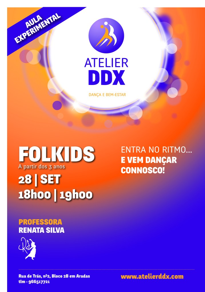 Folkids - Aula Experimental