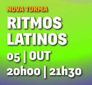 Nova Turma Latinas Clip