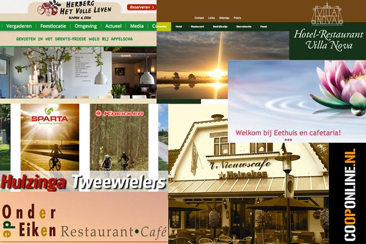 Winkels & restaurants