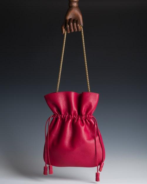 Atelier de Corium - Caramella in Lollypop Red hanging