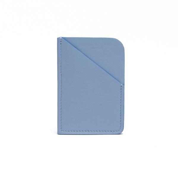 Atelier de Corium - Sky Blue Minimalist Cardholder