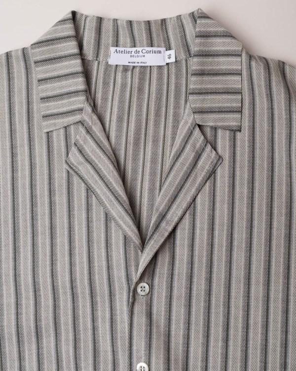 Long Sleeve Grey Pajamas