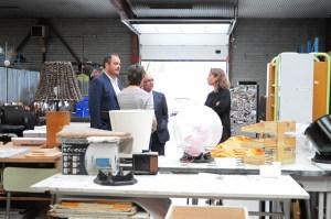 Elu de Bordeaux avec M Alcala Vice Président de Bordeaux Métropole