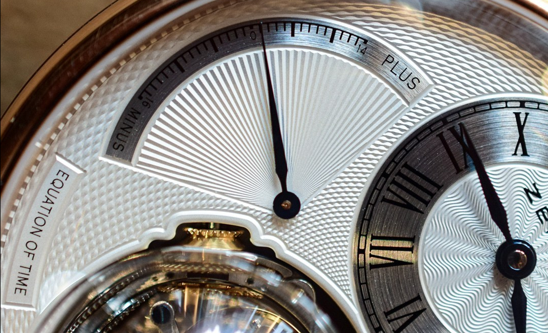 Watch Works: Equation Of Time - ATELIER DE GRIFF