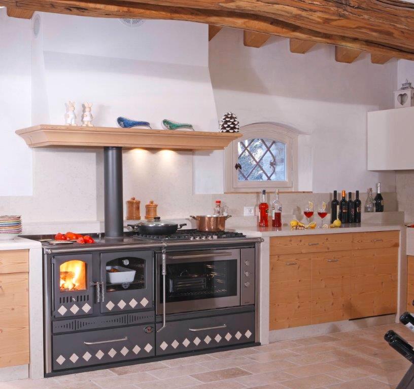 Cucine Economiche  Atelier Del Fumista Ravenna