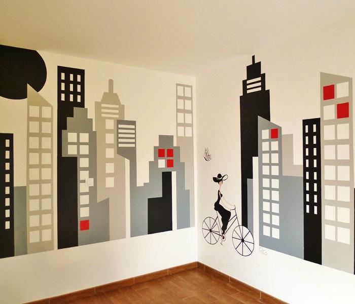 FRESQUE-NY-CITY-velo-parc-banc-decoration-bureau-1