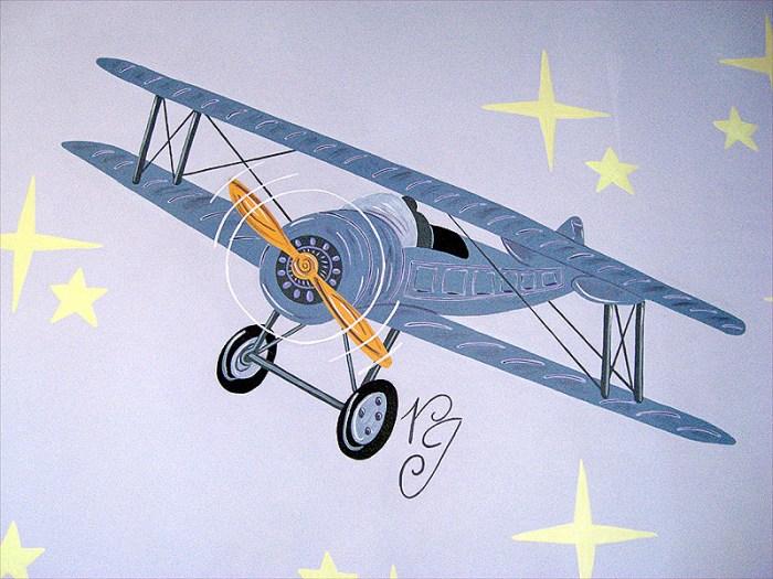 FRESQUE-enfant-prince-terre-astre-etaoile-avion-toulouse-4