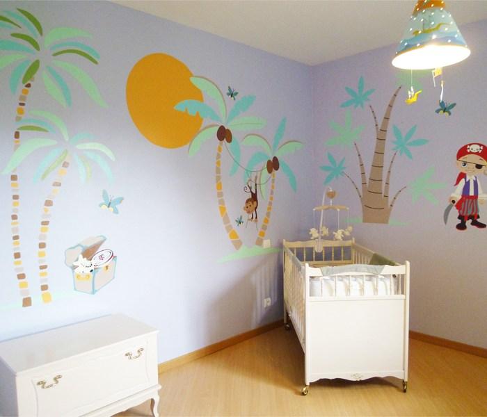 fresque-pirate-caraibes-chambre-enfant-decoration-cadeau-1