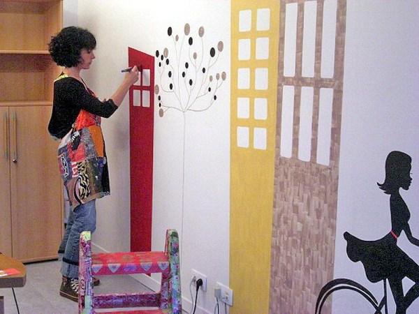 fresque-agence-immobiliere-toulouse-31-peinture-murale-décoration-2