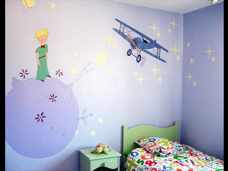1. Peindre le thème qui passionne votre enfant