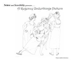 Sense & Sensibility Patterns - Regency