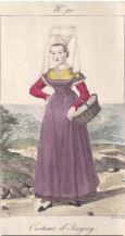 Costume d'Isigny