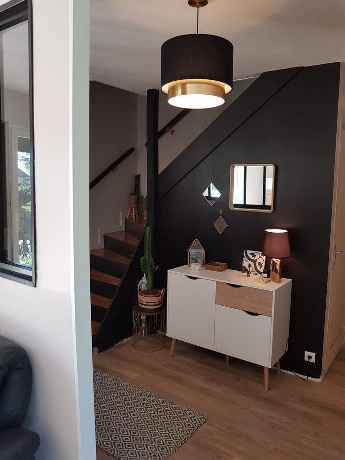 Dco Relooker une entre et un escalier  Atelier de Tendances