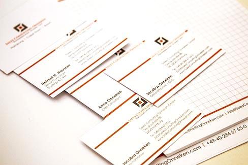 Broschüren und Flyer für Sales Consulting