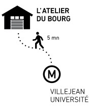 Atelier du Bourg – Villejean